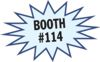 Visit us at booth 114