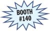 Visit us at booth 140