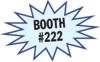 Visit us at booth 222