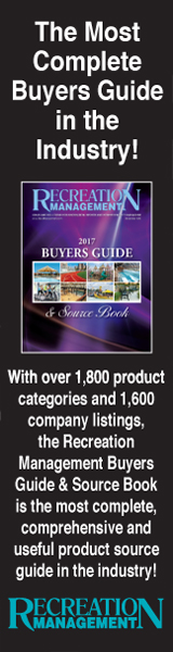 Recreation Management Buyers Guide - The Most Complete Buyers Guide in the Industry!